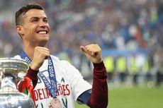Cristiano Ronaldo Diabadikan Jadi Nama Bandara di Portugal