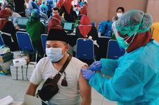 Hari Ini 143 Wartawan di Kota Tangerang Disuntik Vaksin CoronaVac