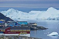 Lapisan Es Greenland dan Antartika Mencair Lebih Banyak, Ini Dampaknya