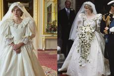 Rahasia Gaun Pengantin Cadangan Milik Putri Diana