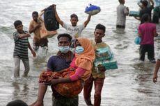 Ratusan Warga Rohingya Kabur dari Aceh untuk Bisa ke Malaysia