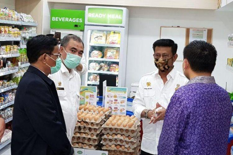 Grab Indonesia memastikan kelancaran distribusi bahan produk pangan hasil peternakan seperti daging sapi dan ayam, telur, susu dan olahan lainnya kepada masyarakat selama PSBB berlangsung.