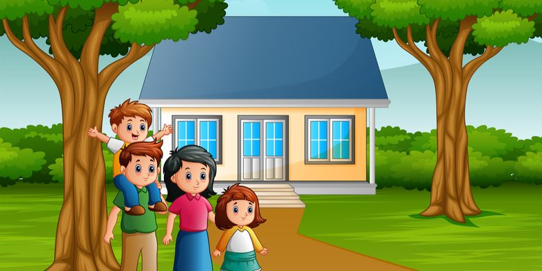 Lembaga Keluarga Pengertian Peran Dan Fungsi Halaman All Kompas Com