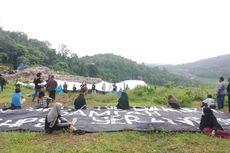 Peringati Hari Peduli Sampah, Mahasiswa Tolak Sampah Tangsel di TPA Cilowong