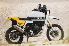 Yamaha Tenere 700 Operasi Plastik Bergaya Dakar '80-an