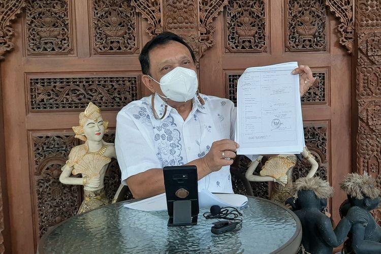 Eks Walkot Semarang Sukawi Sutarip menang gugatan kasus sengketa tanah