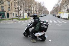 Driver Ojol di Italia Kini Berstatus Karyawan, Dapat Gaji Tetap