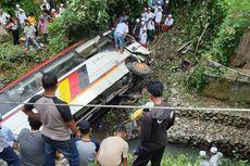 Nasib Korban Bus Rombongan ASN Sumbar Masuk Sungai, 1 Orang Masih Dirawat di RSUD Penyabungan Sumut