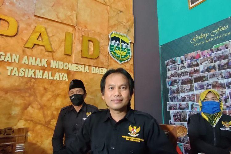 Ketua KPAID Kabupaten Tasikmalaya, Ato Rinanto.