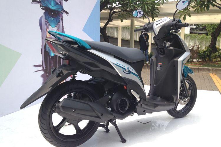 Yamaha Mio S.