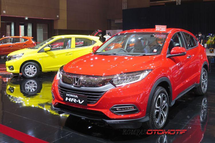 Honda di IIMS Hybrid 2021