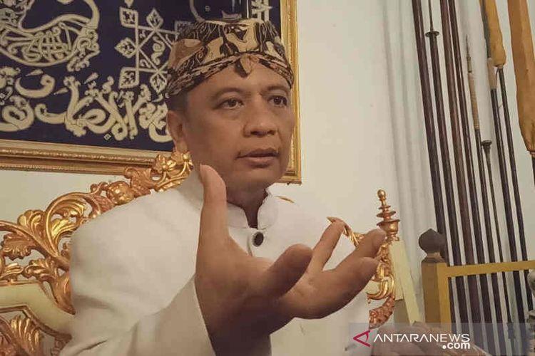 Sultan Kasepuhan Cirebon PRA Arief Natadiningrat wafat, Rabu (22/7/2020).