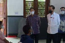 Tinjau Vaksinasi Covid-19 di Bogor, Jokowi Targetkan Herd Immunity Tercapai Agustus