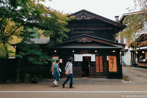Kakunodate, Bekas Kota Distrik Samurai di Jepang