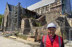 10 Tahun Runtuh akibat Gempa, Gereja Katedral Kristus Selandia Baru Akhirnya Direnovasi