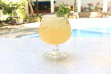 Minuman Segar untuk Hidangan Takjil, Resep Es Lidah Buaya Lemon