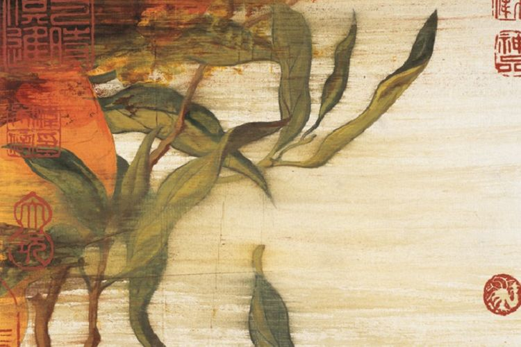 Zhu Wei, Album of Vernal Equinox, No. 2, 2011.