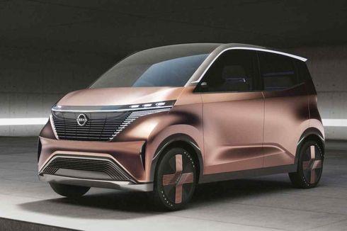 Nissan dan Mitsubishi Siap Lahirkan Mobil Listrik Murah Rp 200 Jutaan
