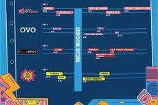 Daftar Lengkap The 90's Festival Hari Kedua, Ada Sheila on 7 hingga Vertical Horizon