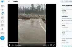 Video Hoaks Aliran Lahar Dingin Gunung Semeru Beredar di Medsos