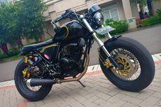 Bahan Motor Custom 150-225 cc di Bawah Rp 10 Jutaan