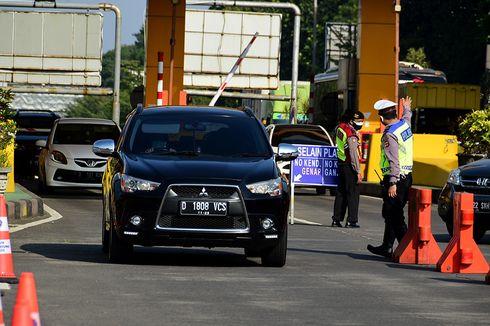 Mulai Besok Ganjil Genap di Kota Bandung Kembali Berlaku