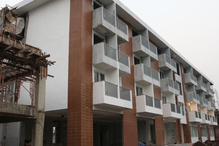 Mahasiswa penerima beasiswa juga dapat memanfaatkan seluruh fasilitas penunjang di dalam U-Resort. Saat ini, tahapan pembangunan hunian vertikal yang letaknya berdampingan dengan kampus IPB ini sudah memasuki tahap finishing untuk tower pertama.