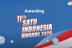 SATU Indonesia Awards 2020, Apresiasi Kontribusi Anak Muda bagi Bangsa