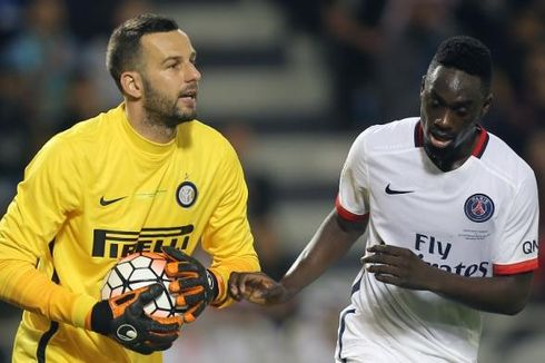 Pernyataan Singkat Handanovic soal Jadi Kapten Inter Gantikan Icardi