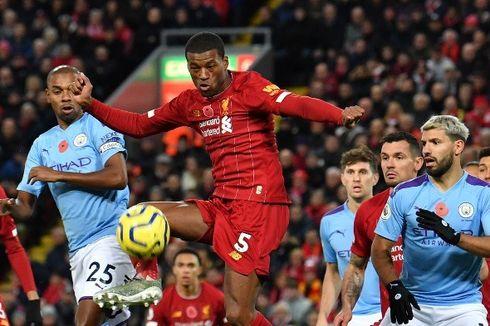 Link Live Streaming Man City Vs Liverpool, Debut Jawara Liga Inggris