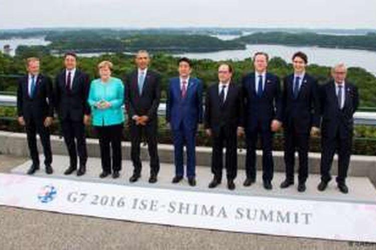 Para pemimpin G-7