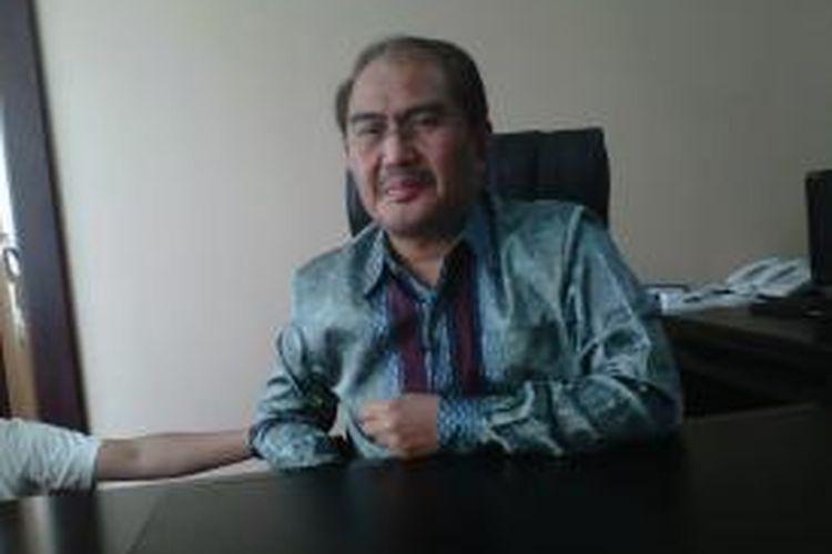 Mantan Ketua Mahkamah Konstitusi Jimly Asshiddiqie