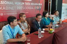 Pakar Hukum Sarankan Jokowi Batasi Jumlah Menteri dari Parpol