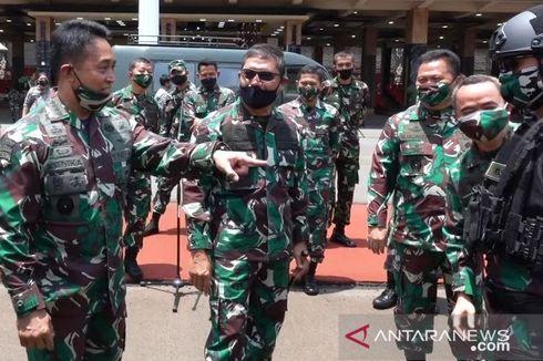 125 Prajurit TNI AD Berangkat ke Amerika, Latihan Bersama US Army