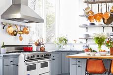 5 Cara Ringkas Menyulap Dapur Sempit Jadi Luas