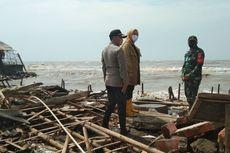 Banjir Rob Terparah Terjang Karawang, 20 Rumah Ambruk, 142 Rusak Berat dan Ringan