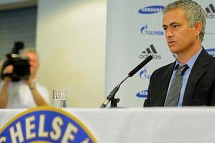 Pelatih baru Chelsea, Jose Mourinho.