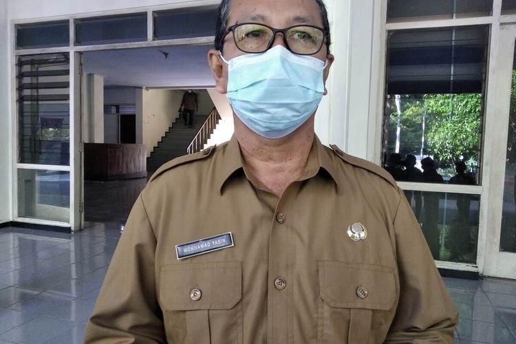 Sekda Kabupaten Nganjuk Mokhamad Yasin
