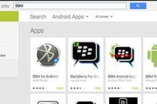 Sejumlah Aplikasi