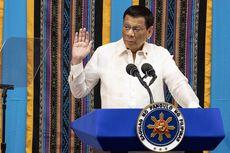 Pidatonya Diganggu Seekor Lalat, Duterte Salahkan Gereja Katolik
