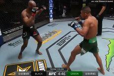 VIDEO - Pelukan Emosional Kamaru Usman dan Gilbert Burns Usai Duel UFC 258