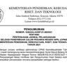 Pengumuman Seleksi Administrasi CPNS 2021 Kemendikbud Ristek Diundur, Ini Alasan dan Jadwal Penyesuaiannya...
