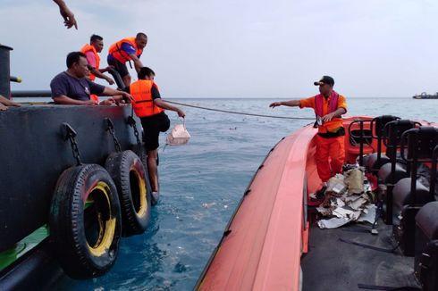Polda Metro Jaya Kirim 3 Buah Kapal Polair untuk Cari Korban Lion Air