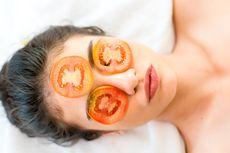 5 Manfaat Masker Tomat, Atasi Jerawat sampai Angkat Sel Kulit Mati
