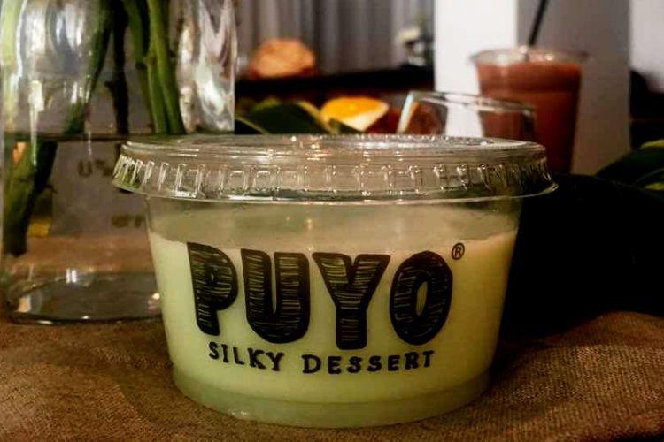 Puyo pudding