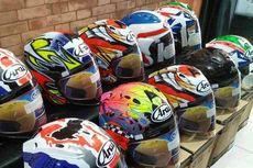 Helm Replika Masih Jadi Andalan Sebagian Pencinta Helm
