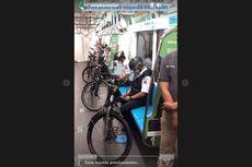 Sepeda Non-lipat Diperbolehkan Masuk Kereta MRT, Ini Alasannya