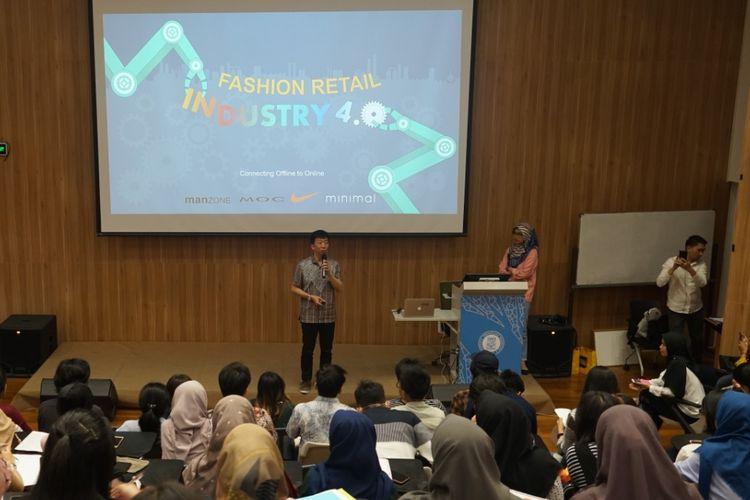 CEO Manzone, FX Afat Adinata Nursalim