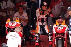 Marquez dan Pedrosa Unjuk Kebolehan di Sirkuit Sentul