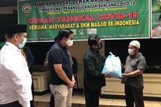 Dana Kemanusiaan Kompas dan Dewan Masjid Indonesia Salurkan Bantuan dari Pembaca